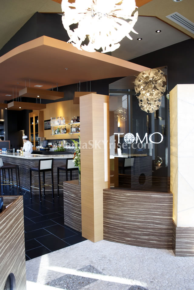 TOMO Restaurant Quietly Opens at Ritz-Carlton Residences Buckhead