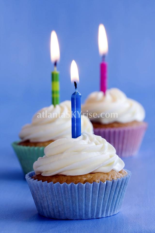 Happy Birthday! atlantaSKYriseblog.com Turns Three!