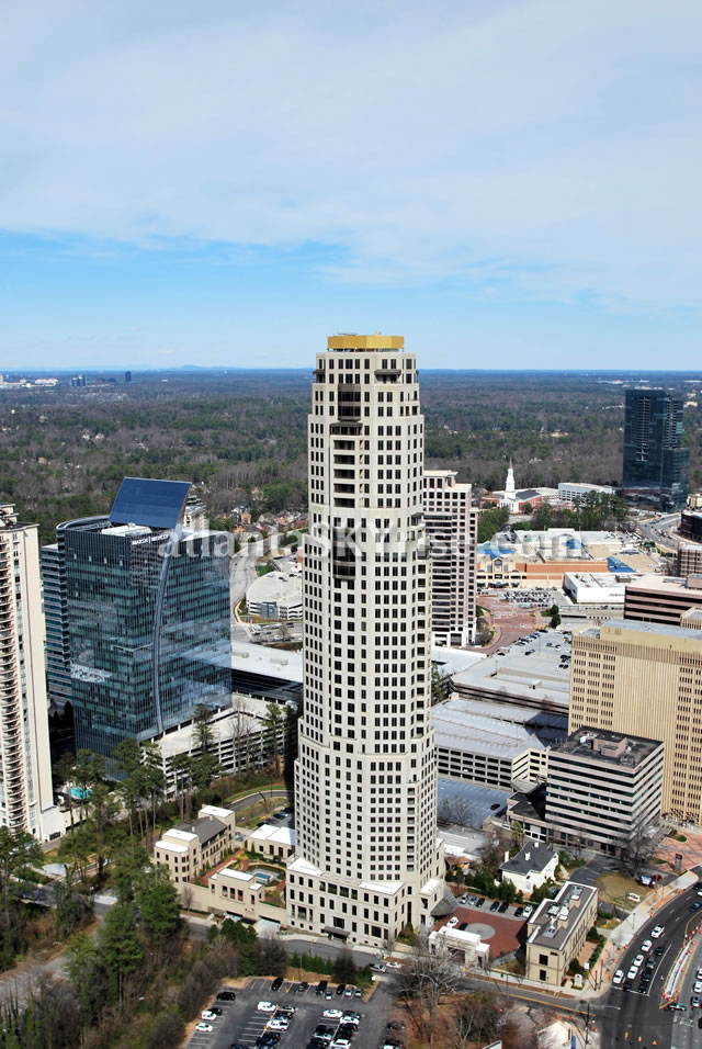 Buckhead, We Have Mandarin Oriental Atlanta Lift-Off