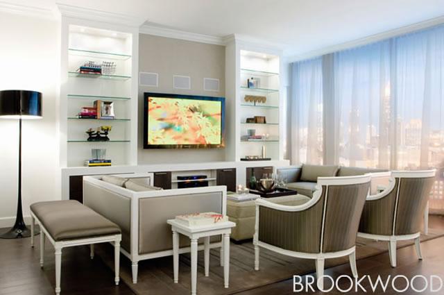 The Brookwood's Stylish Interior Design