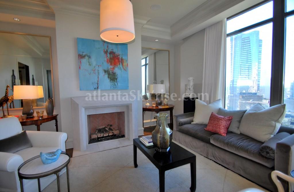 Mandarin Oriental Residences Atlanta Shows Signs of Life