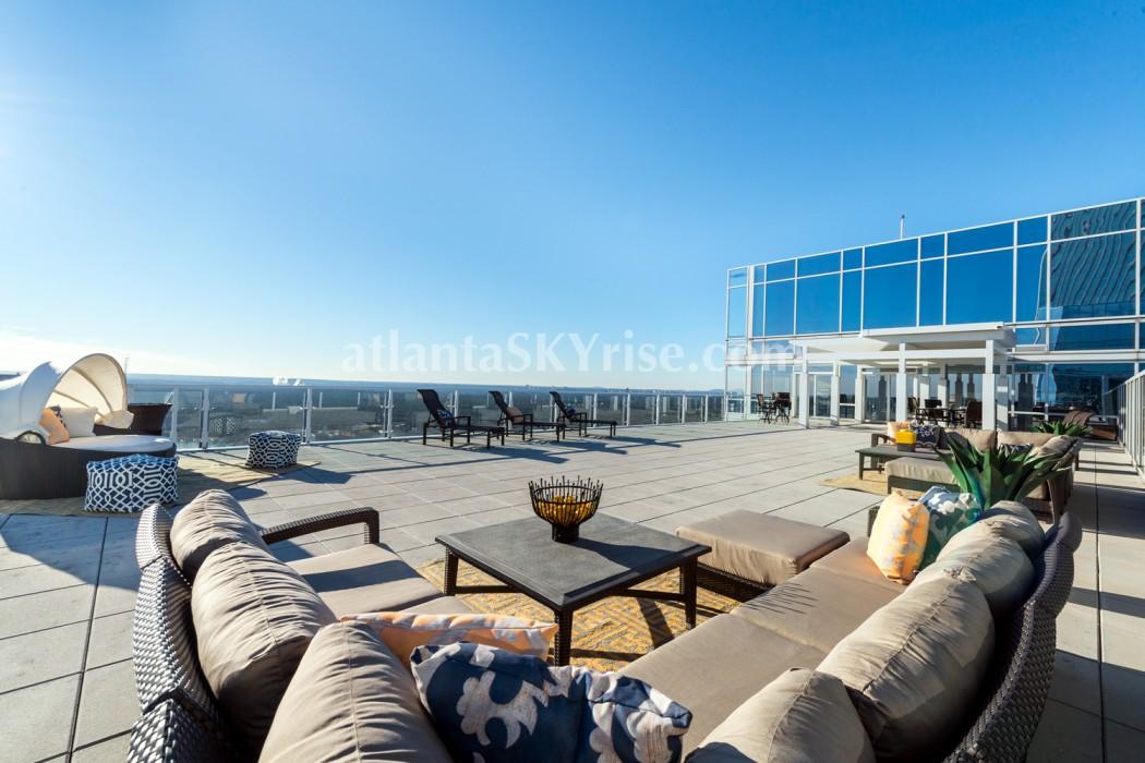 terminus penthouse terrace in buckhead reigns supreme atlantaskyriseblog atlanta luxury